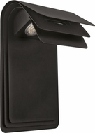 EGLO 200888A Sojo Contemporary Matte Black LED Outdoor Wall Light Fixture
