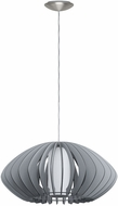 EGLO 202119A Stellato Colore Contemporary Matte Nickel Hanging Pendant Light