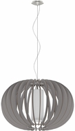 EGLO 202123A Stellato Colore Contemporary Matte Nickel Pendant Hanging Light