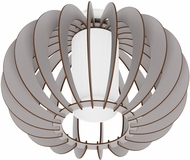 EGLO 202124A Stellato Colore Modern Grey Ceiling Light