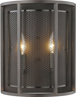 EGLO 202816A Verona Contemporary Steel Lighting Wall Sconce