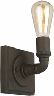 EGLO 202852A Wymer Contemporary Matte Bronze Wall Lighting Sconce