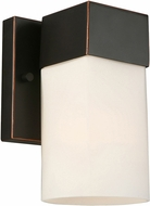 EGLO 202858A Ciara Springs Contemporary Oil Rubbed Bronze Wall Mounted Lamp