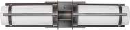 EGLO 203123A Truxton Contemporary Graphite Bathroom Sconce