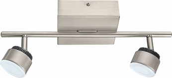 EGLO 31482A Armento 1 Contemporary Matte Nickel LED Ceiling Indoor Spot Lighting