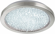 EGLO 32047A Arezzo 2 Modern Matte Nickel LED Ceiling Lighting Fixture