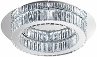 EGLO 39015A Corliano Chrome LED Home Ceiling Lighting