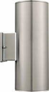 EGLO 90121A Ascoli Contemporary Stainless Steel Outdoor Wall Mounted Lamp