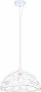 EGLO 92841A Anzino Modern Glossy White Lighting Pendant