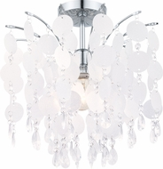 EGLO 92848A Fedra Chrome Overhead Lighting Fixture