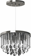 EGLO 93425A Calaonda Chrome Halogen Ceiling Light Pendant