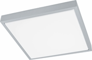EGLO 93774A Idun 1 Contemporary Brushed Aluminum LED Ceiling Lighting Fixture