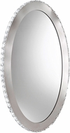 EGLO 93948A Toneria Chrome LED Wall Mirror