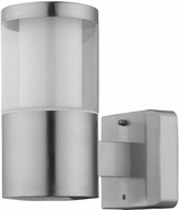 EGLO 94277A Basalgo 1 Contemporary Stainless Steel LED Outdoor Lamp Sconce