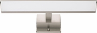 EGLO 94614A Tabiano Modern Matte Nickel LED 15.91  Bath Light Fixture