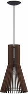 EGLO 96701A Atenza Contemporary Matte Nickel Mini Pendant Lighting Fixture
