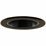 Elco EL2621BBZ Black / Bronze 3  Adjustable Recessed Lighting Trim
