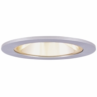 Elco EL2621GN Contemporary Gold with Nickel Medium Base 3  Halogen Line Voltage Recessed Lighting Die Cast Adjustable Reflector Trim