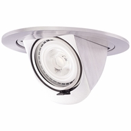 Elco EL2696N Contemporary Nickel 3  Adjustable Pull Down Recessed Lighting Trim