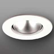 Elco EL530W Contemporary White Medium Base 5  Recessed Lighting Open Trim