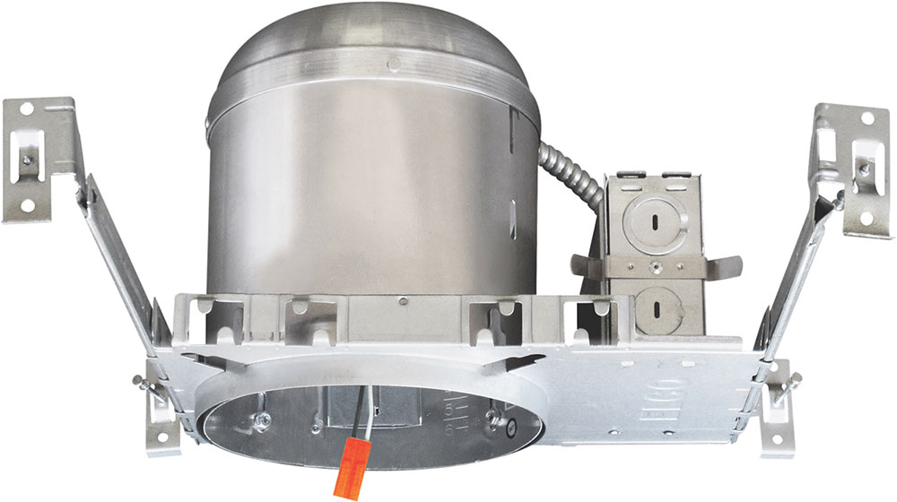 Elco EL570ICA 5u0026nbsp; Airtight IC New Construction Housing For LED Recessed Light Fixture. Loading zoom  sc 1 th 168 & Elco EL570ICA 5