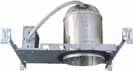 Elco EL5ICA Medium Base 5  Recessed Lighting Universal Adjustable Airtight Housing