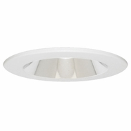 Elco EL7330C Clear Reflector White Ring 6  Interchangeable Recessed Lighting Reflector Trim