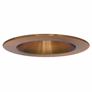 Elco EL7330CP Copper 6  Interchangeable Recessed Light Reflector Trim