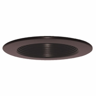 Elco EL7331BZ Bronze 6  Interchangeable Recessed Lighting Baffle Trim