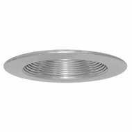 Elco EL7331N Nickel 6  Interchangeable Recessed Light Baffle Trim