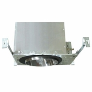 Elco EL946ICA Medium Base 6  Super Sloped Down Lighting IC Airtight Double Wall New Construction Housing