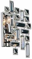 Elegant 2100W12C-RC Picasso Chrome Wall Sconce