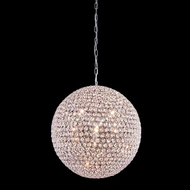 Elegant 2102D20C-RC Cabaret Crystal 20  Tall Drop Lighting Fixture