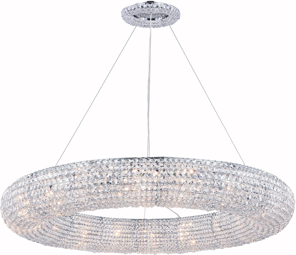 Elegant 2114g41c rc paris chrome halogen chandelier light ele elegant 2114g41c rc paris chrome halogen chandelier light loading zoom arubaitofo Image collections