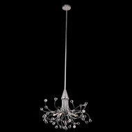 Elegant 3202D24C-RC Optic Chrome Finish 24  Wide Ceiling Light Pendant