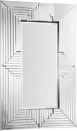 Elegant Lighting MR-3159 Contemporary 58.1 Wide Wall Mounted Mirror