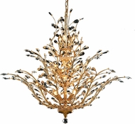 Elegant V2011G41G-RC Orchid Gold 41  Chandelier Lighting