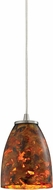 ELK 10460-1LS Abstractions Modern Satin Nickel Mini Drop Ceiling Lighting
