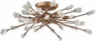 ELK 11112-6 Serendipity Contemporary Matte Gold Overhead Lighting