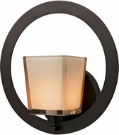 ELK 11475-1 Serenity Modern Oil Rubbed Bronze Halogen Light Sconce