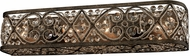 ELK 11586-4 Amherst Antique Bronze 24  Bathroom Lighting Fixture