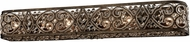 ELK 11587-6 Amherst Antique Bronze 34  Vanity Lighting