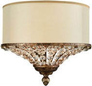ELK 11703-2 Crystal Spring Spanish Bronze Wall Light Fixture