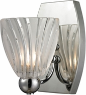 ELK 11790-1 Lindale Contemporary Polished Chrome Halogen Wall Mounted Lamp