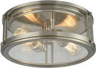 ELK 11860-2 Coby Modern Brushed Nickel Overhead Lighting