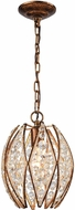 ELK 11875-1 Kumbaya Spanish Bronze Mini Lighting Pendant