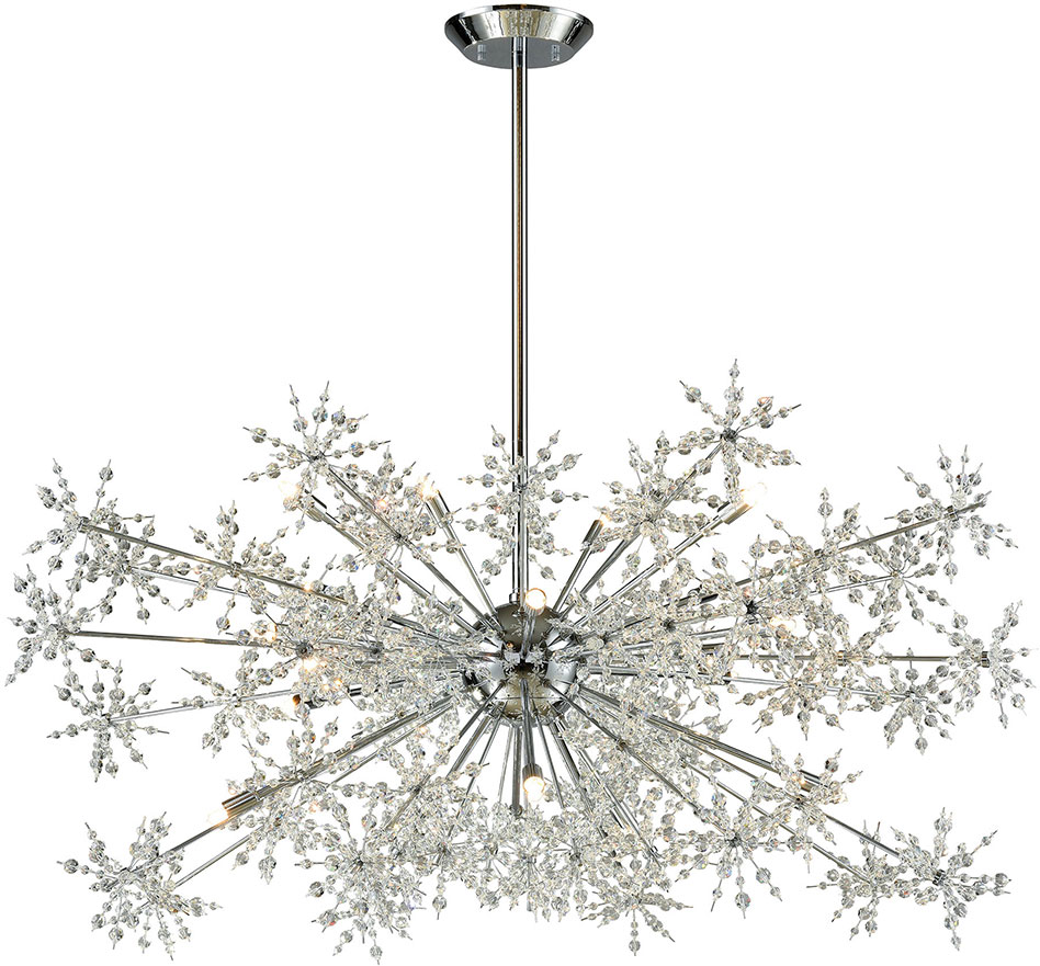 Elk 11896 20 snowburst polished chrome halogen chandelier lamp elk elk 11896 20 snowburst polished chrome halogen chandelier lamp loading zoom arubaitofo Image collections