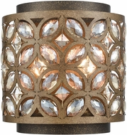 ELK 12150-2 Rosslyn Mocha / Deep Bronze Light Sconce