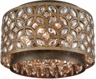 ELK 12151-4 Rosslyn Mocha / Deep Bronze Ceiling Lighting Fixture