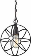 ELK 14241-1 Yardley Modern Oil Rubbed Bronze Mini Pendant Light Fixture